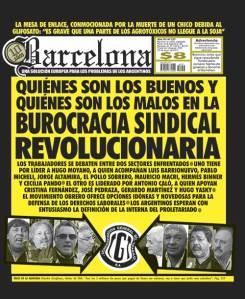 Tapa Barcelona Nº 257